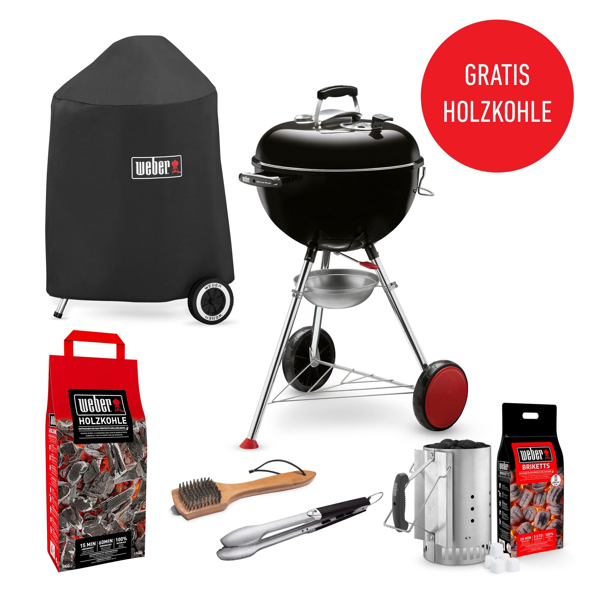 weber grill anz nd set f r perfekte glut weber grill original. Black Bedroom Furniture Sets. Home Design Ideas
