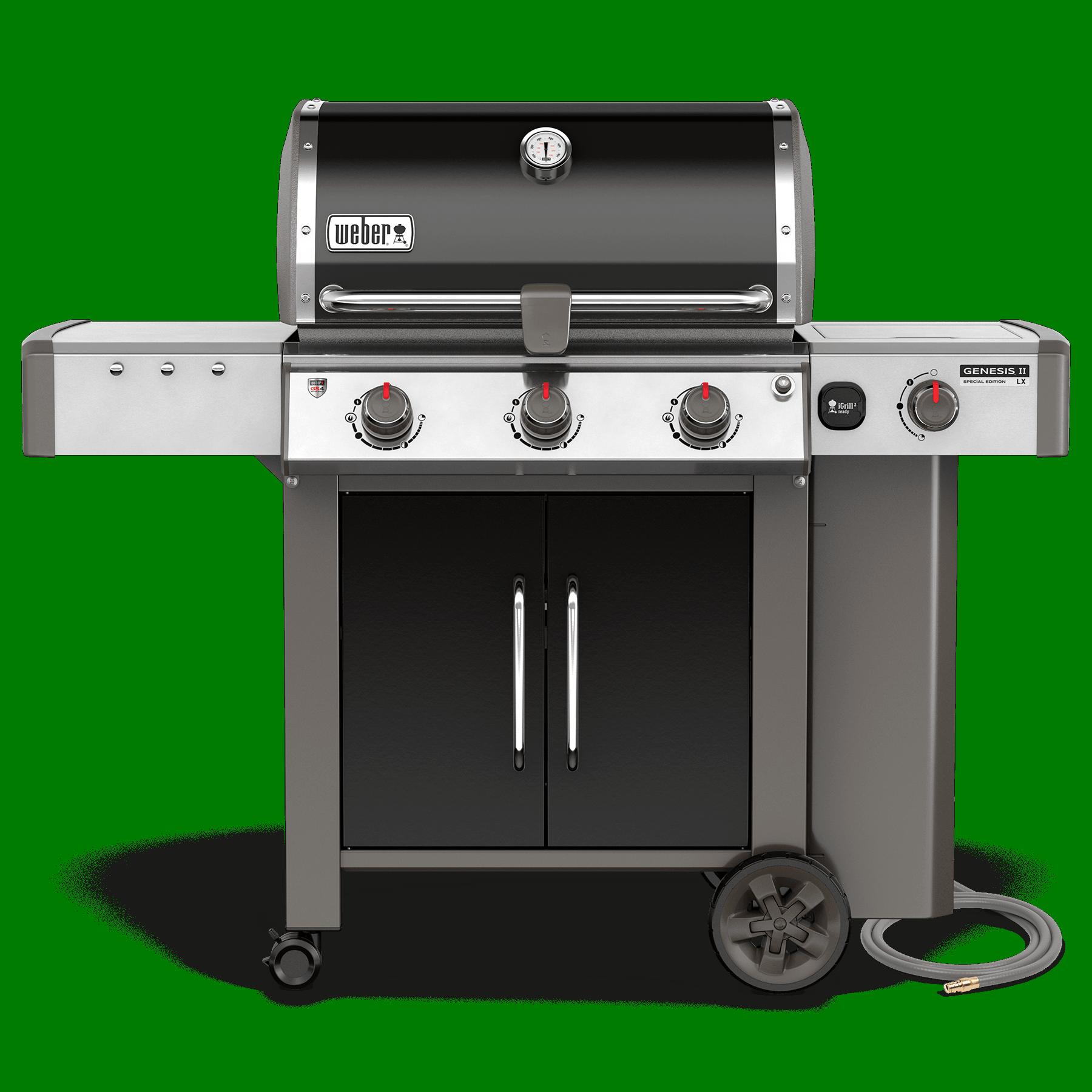 Genesis® II LX CSE-340 Gas Grill (Natural Gas)