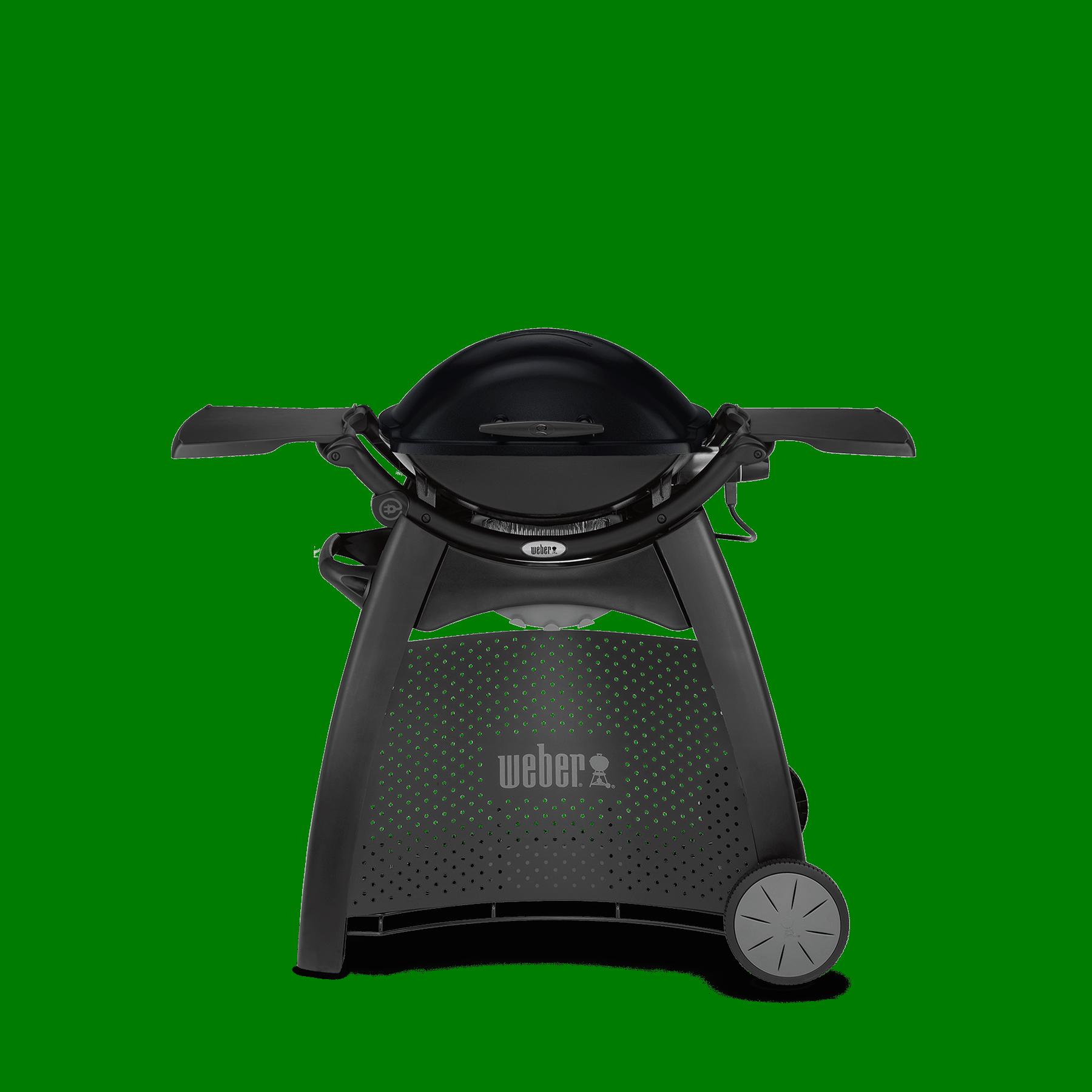 Weber® Q 2400 – Elektrogrill mit Rollwagen
