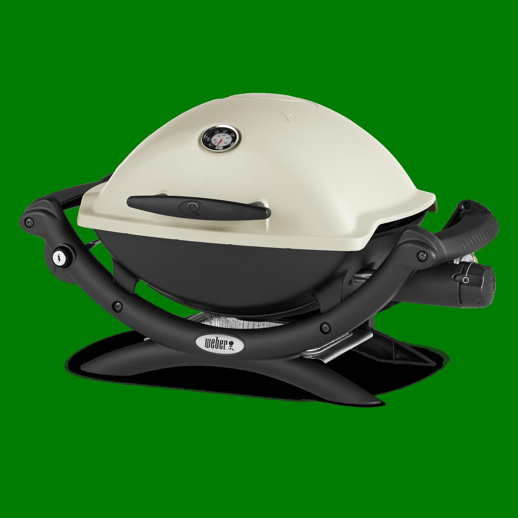 Weber® Q 1200ガスグリル