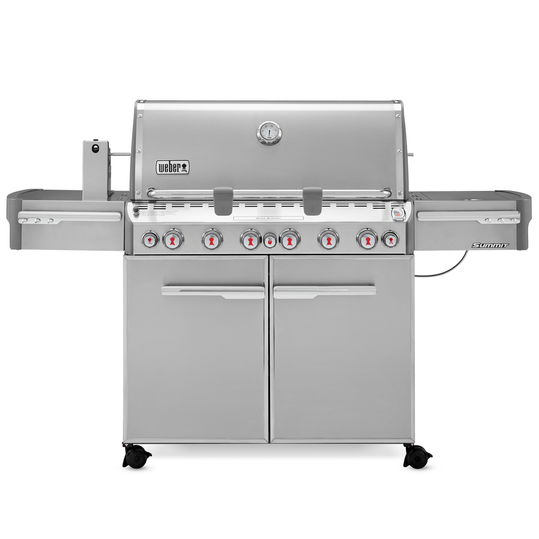 Summit® S-670 Gas Grill
