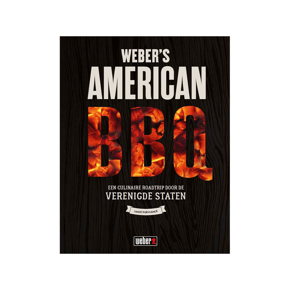 Weber's American BBQ (Nederlandstalige versie)
