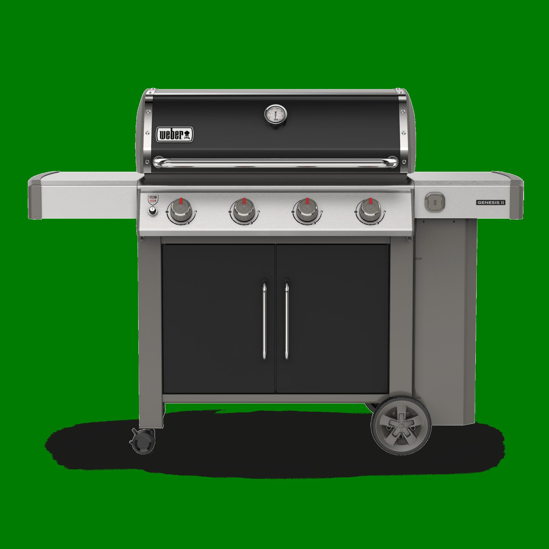 Genesis® II E-415 GBS Gasbarbecue