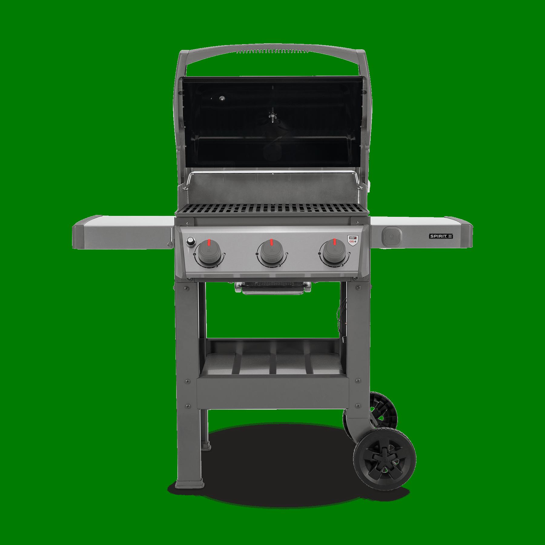 Barbecue à gaz SpiritII E-310 GBS