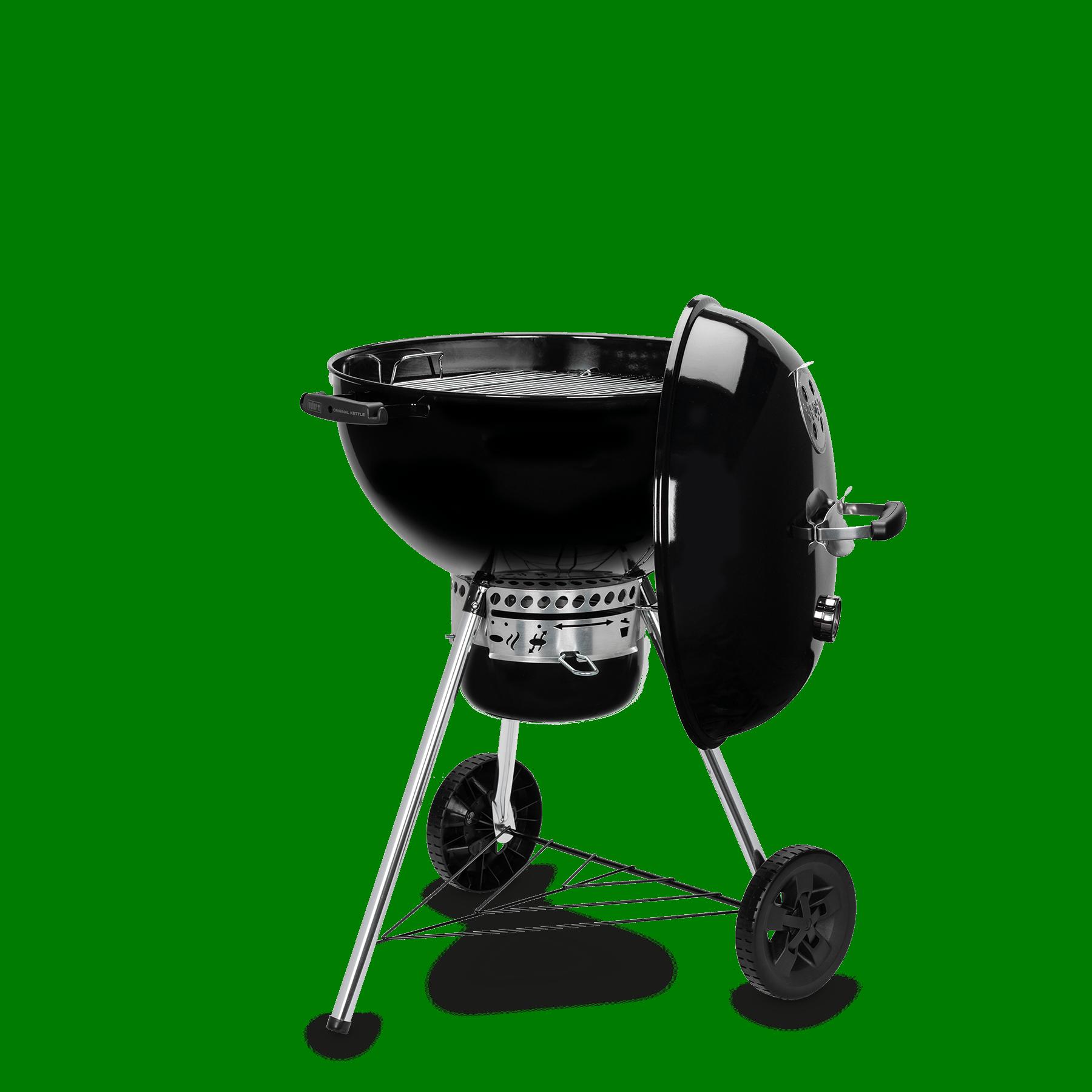 Original Kettle E-5730 Houtskoolbarbecue van 57 cm