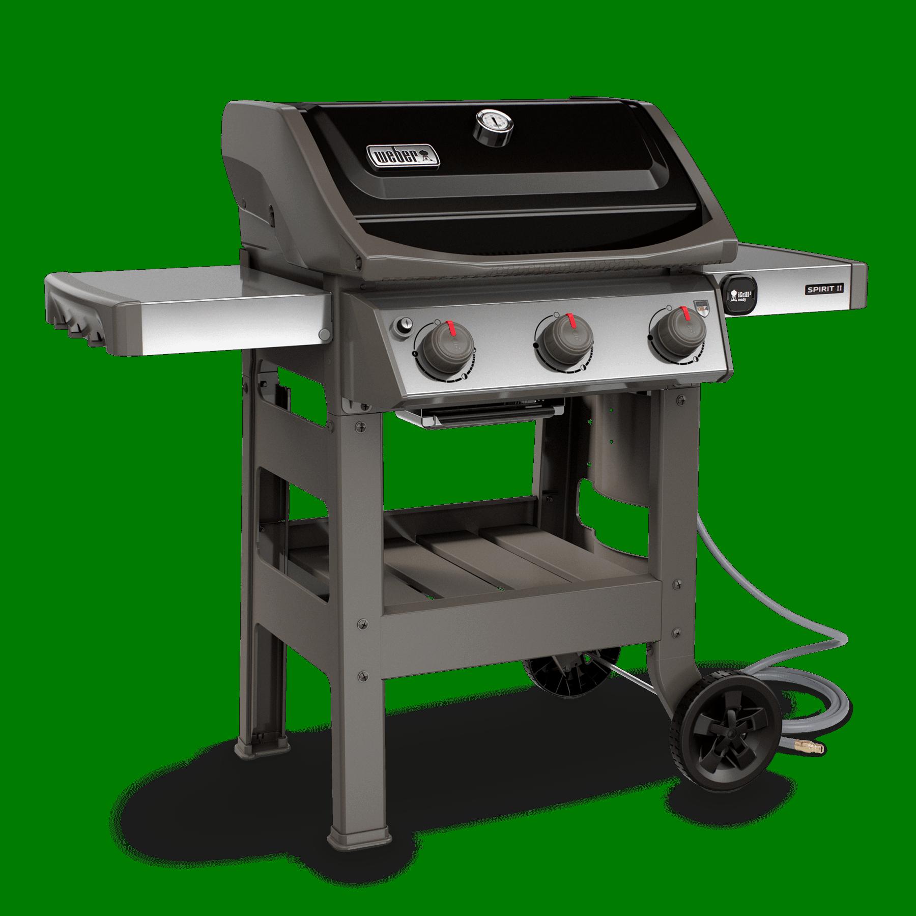 weber spirit ii e 310 natural gas grill weber grills. Black Bedroom Furniture Sets. Home Design Ideas