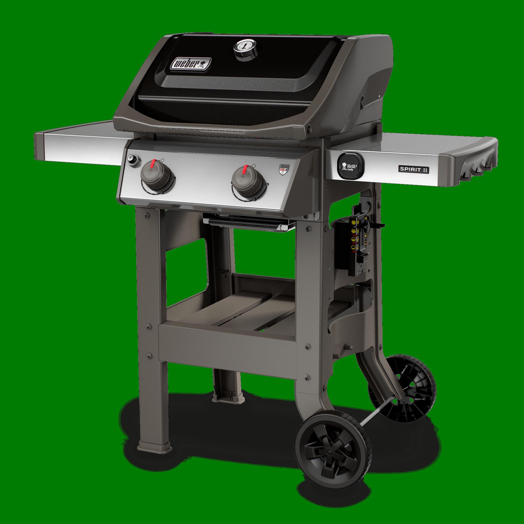 weber spirit ii e 210 gas grill weber grills. Black Bedroom Furniture Sets. Home Design Ideas