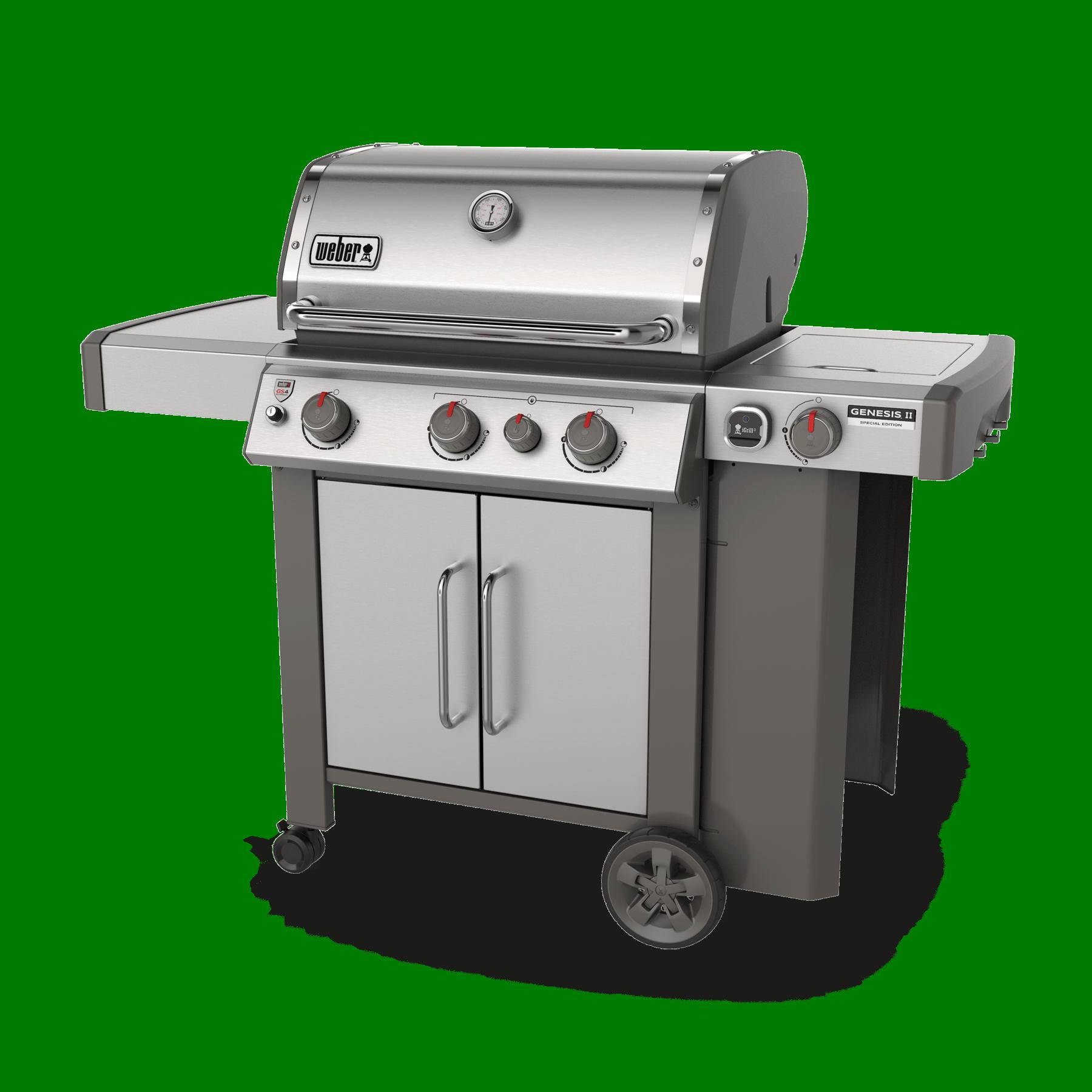 Genesis® II CSS-335 Gas Grill