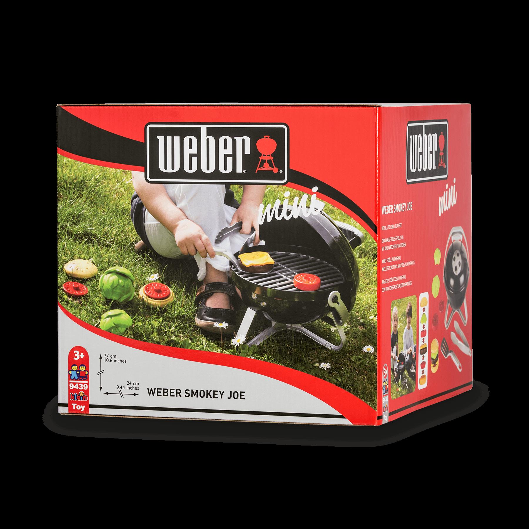 Weber® Smokey Joe® Toy Grill