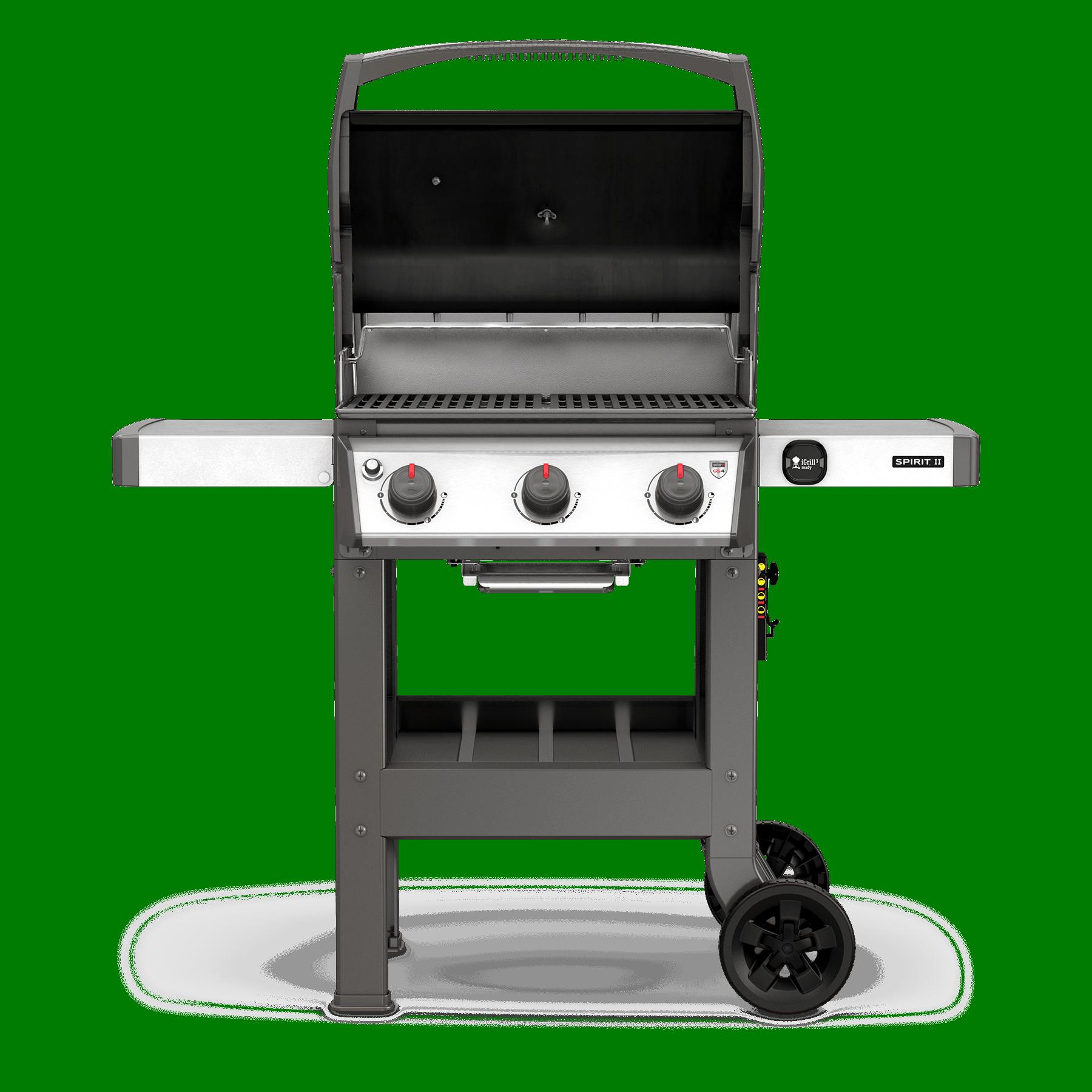 weber spirit ii e 310 gas grill weber grills. Black Bedroom Furniture Sets. Home Design Ideas