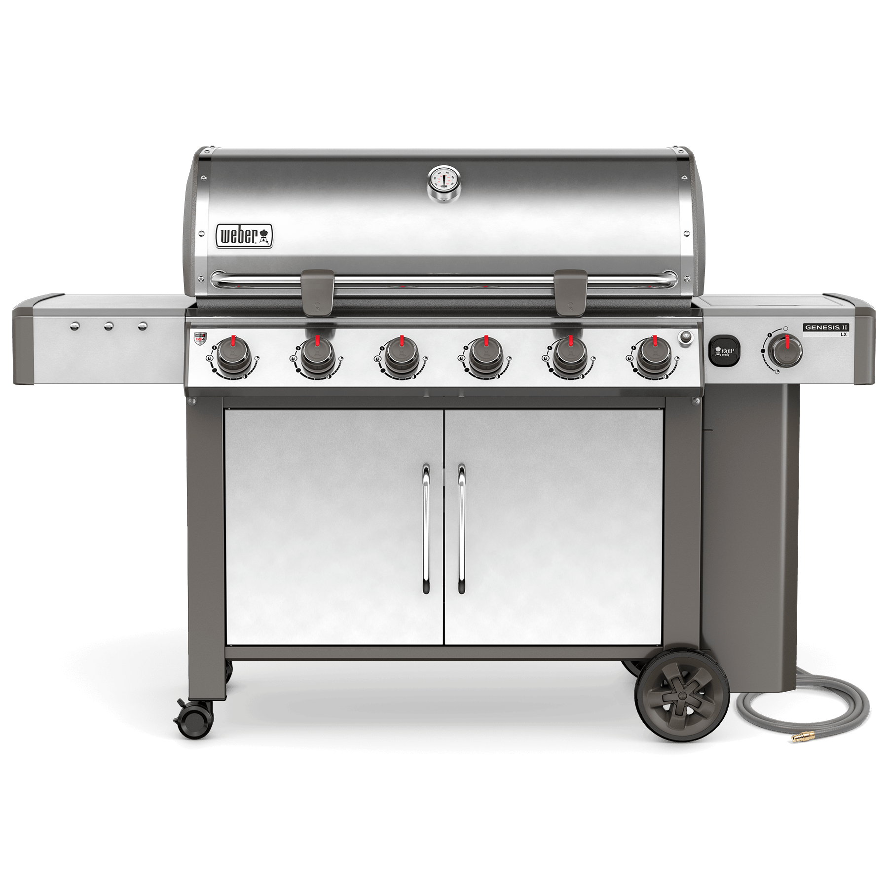 Genesis® II LX S-640 Gas Grill (Natural Gas)