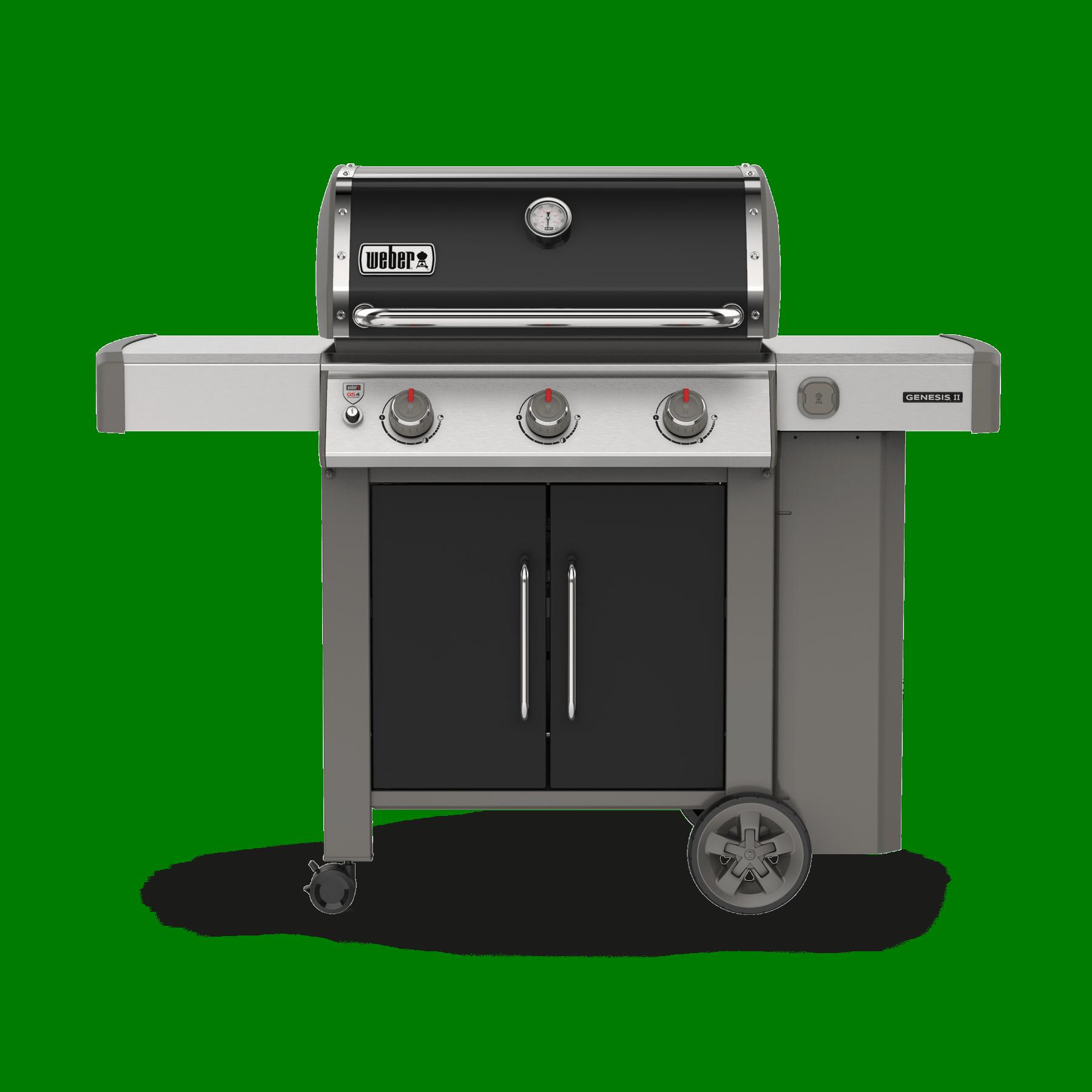 Barbecue à gaz Genesis®II E-315 GBS