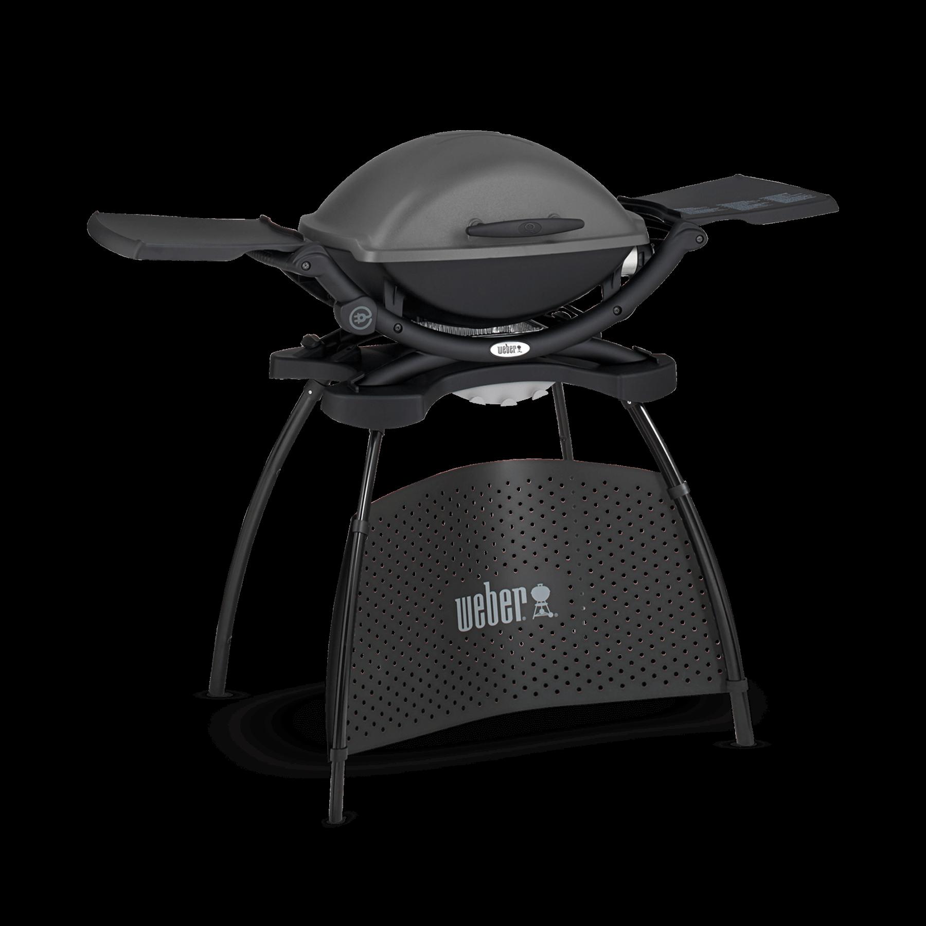 Barbecue électrique Weber® Q 2400 avec pied
