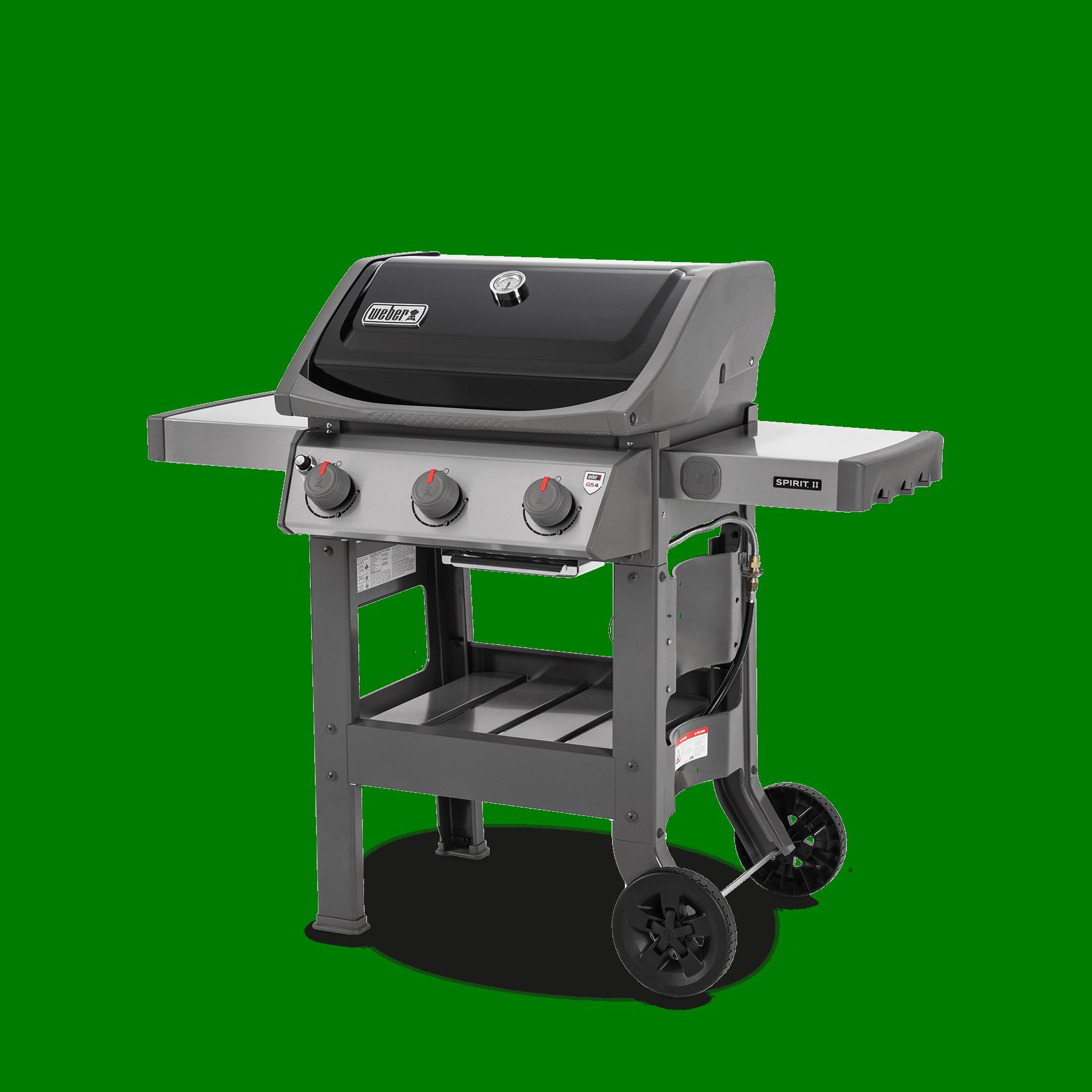 Spirit II E-310 GBS Gas Barbecue