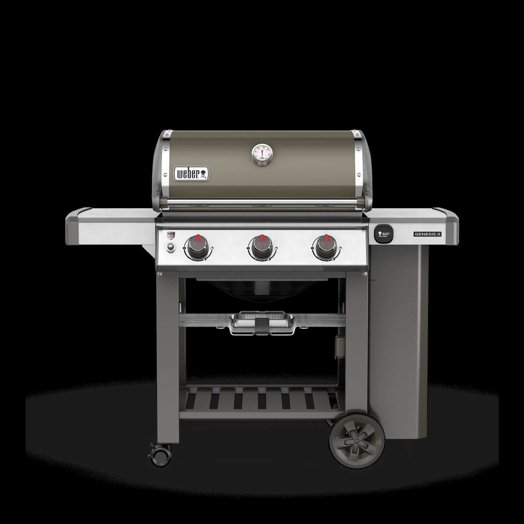Barbecue à gaz Genesis® II E-310 GBS