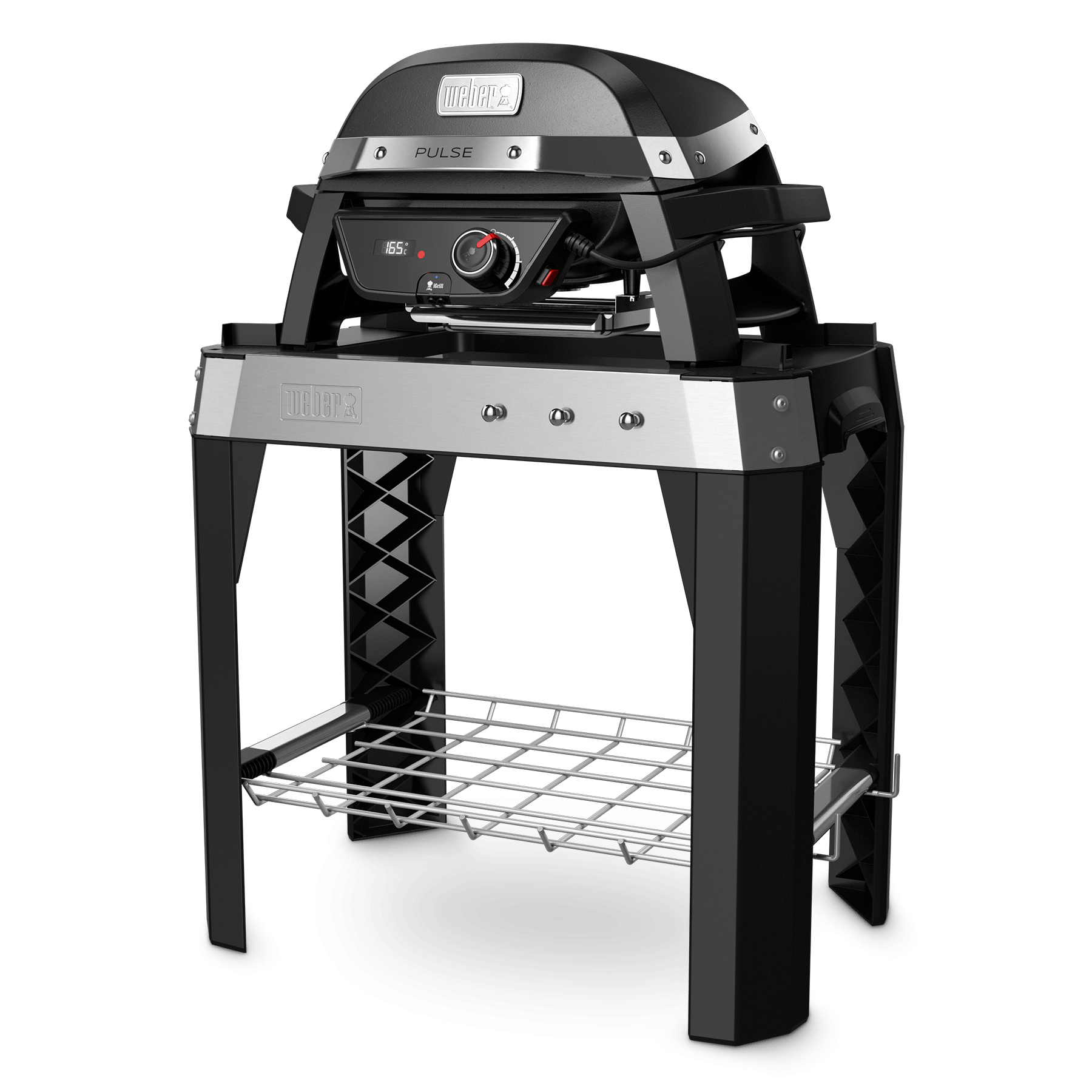 Pulse 1000 Elektrische barbecue met stand