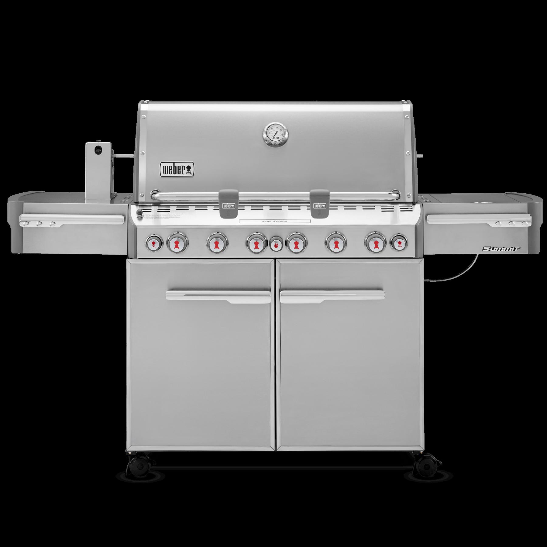 Barbecue à gaz Summit® S-670 GBS
