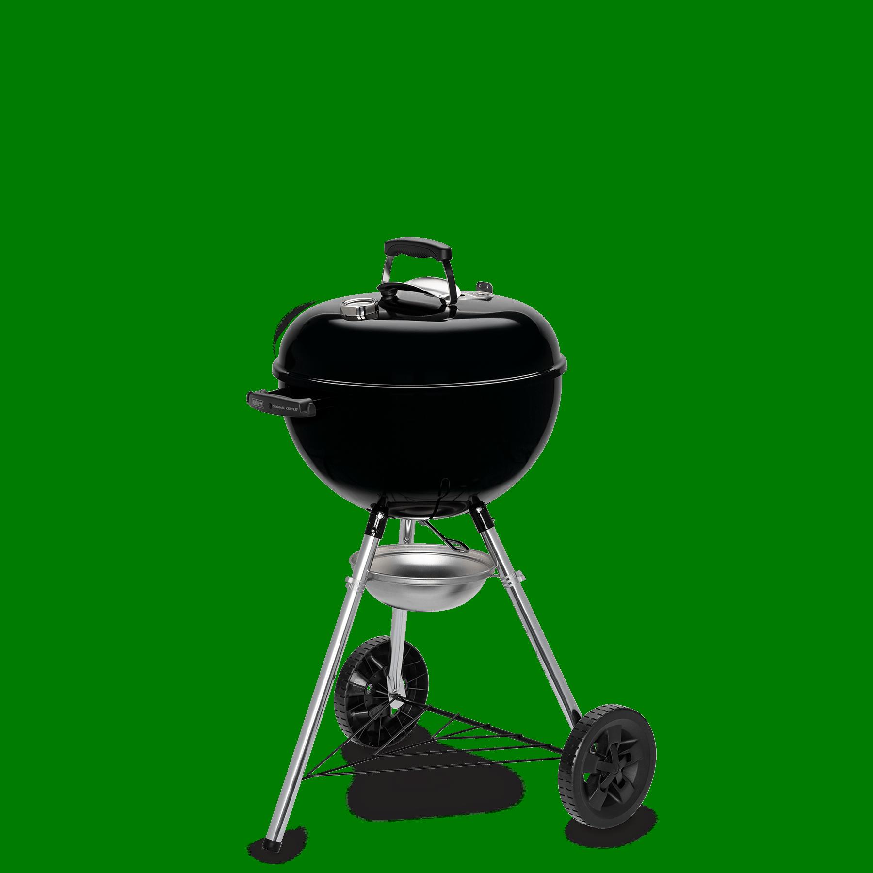 Original Kettle E-4710 Charcoal Barbecue 47 cm