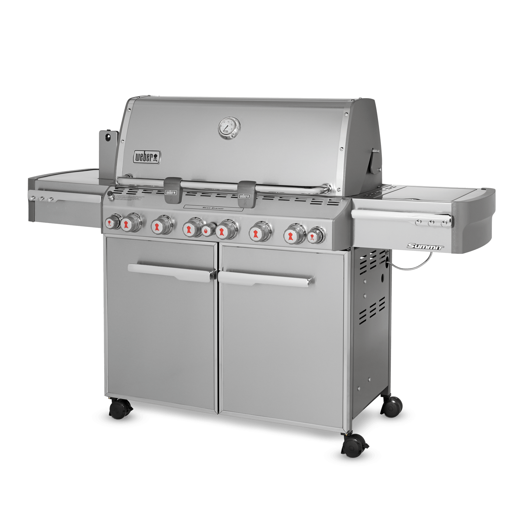 Parrilla a gas Summit® S-670 GBS