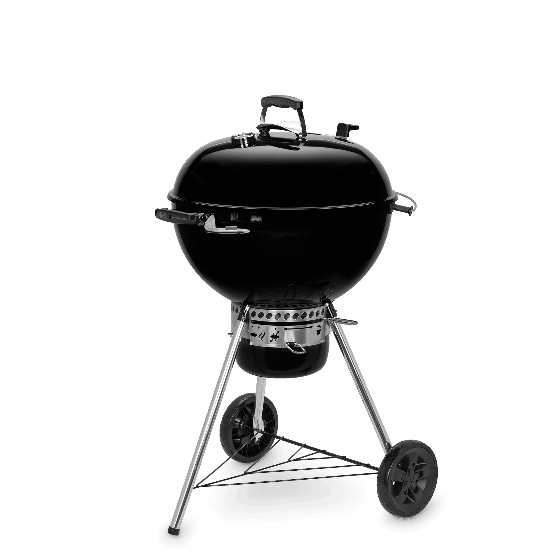 Master-Touch GBS E-5755 Charcoal Barbecue 57 cm
