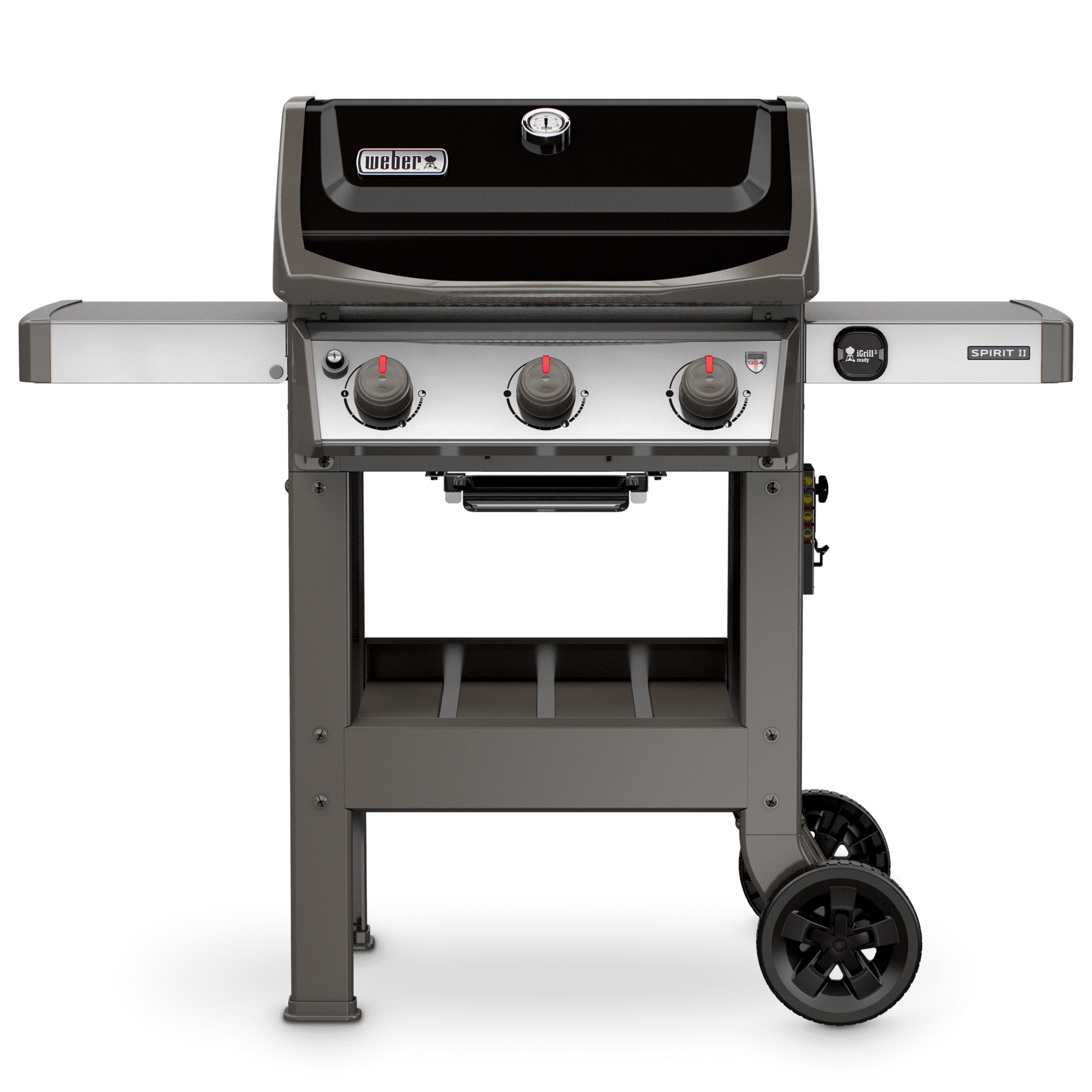 weber spirit ii e 310 gas grill weber grills. Black Bedroom Furniture Sets. Home Design Ideas