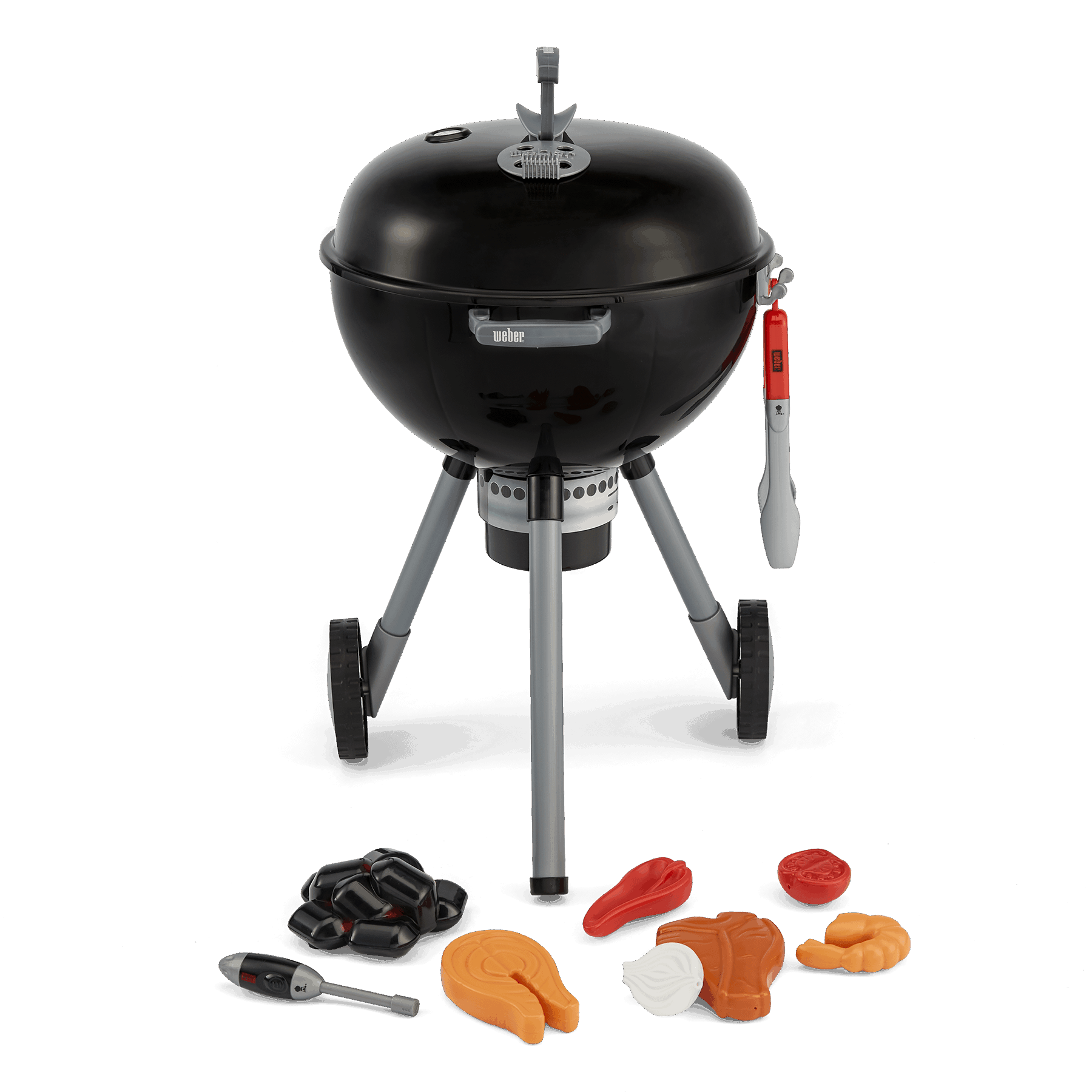 Weber® Original Kettle Barbecue Toy (Black)