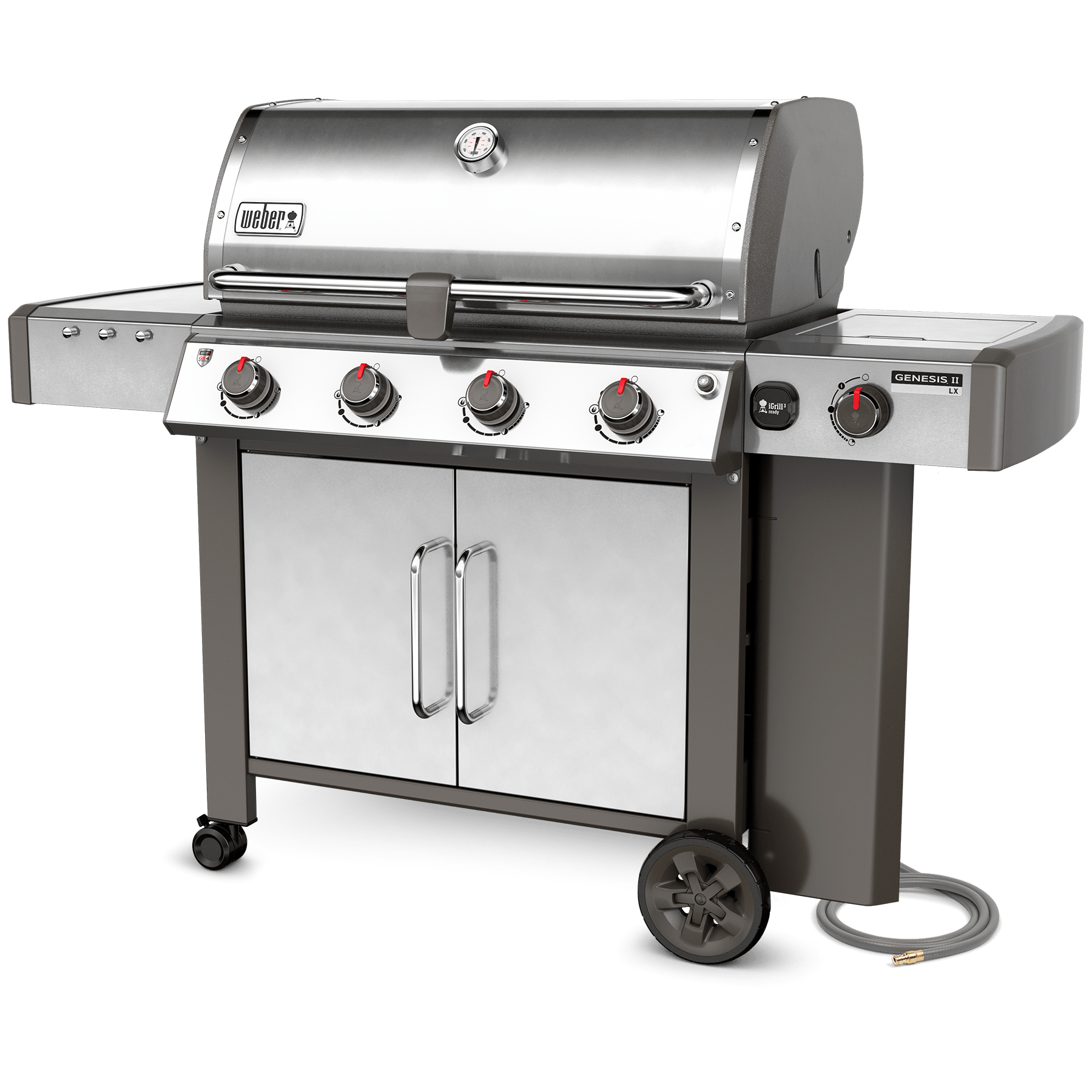 Genesis® II LX S-440 Gas Grill (Natural Gas)