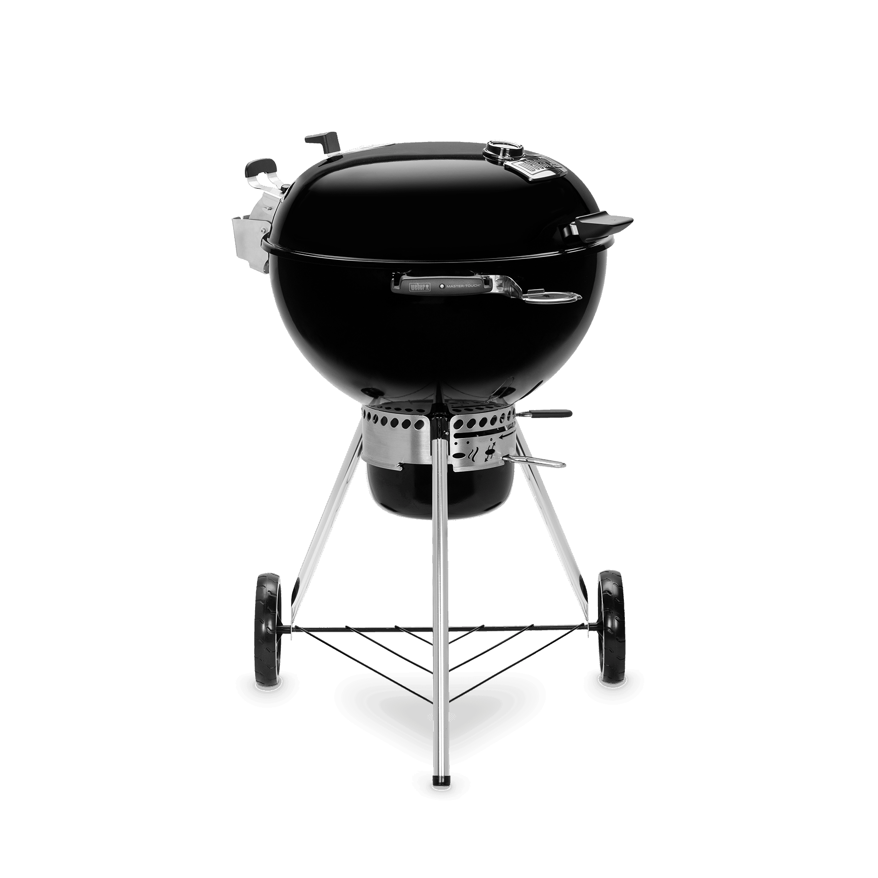 Master-Touch GBS Premium E-5775 Charcoal Barbecue 57 cm