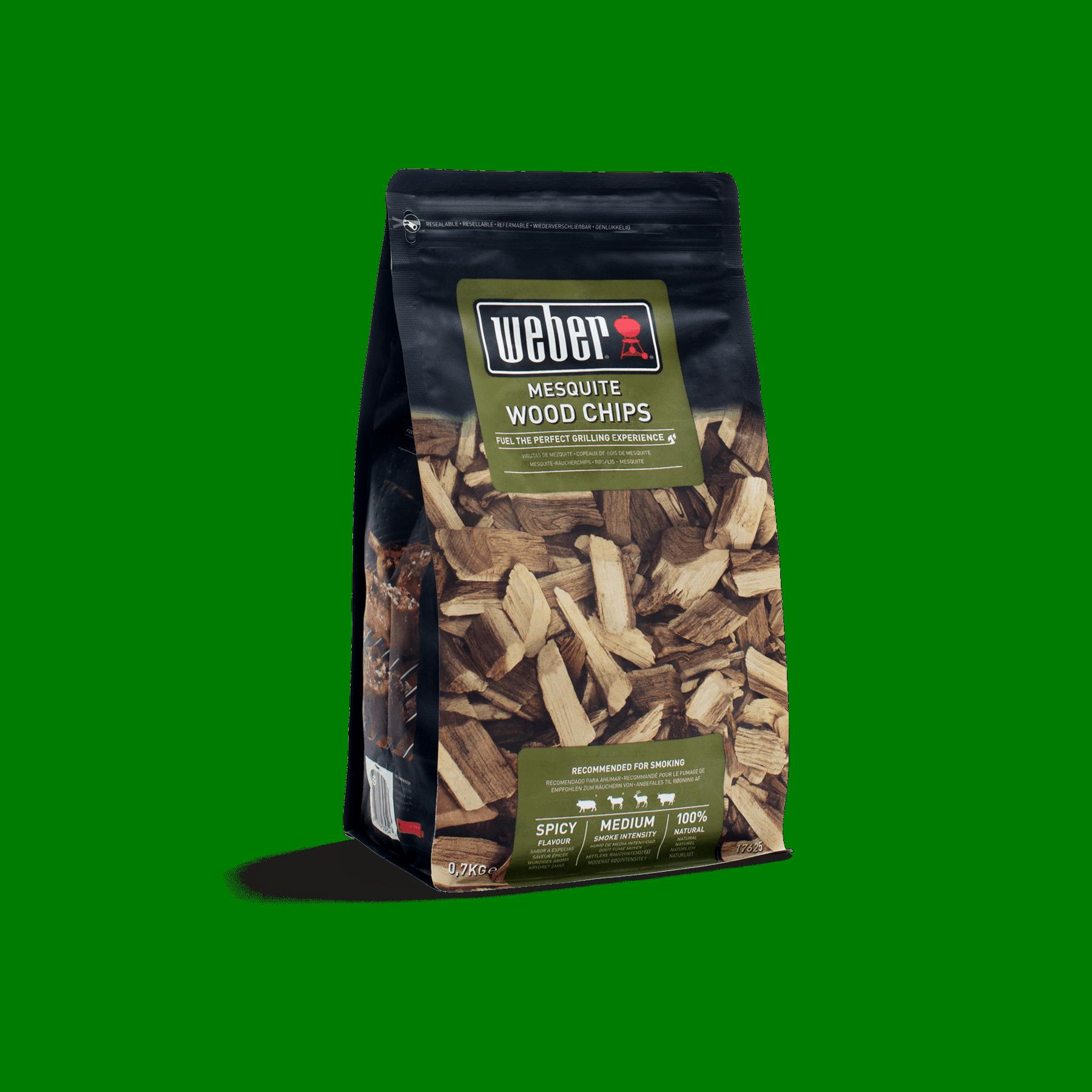 Copeaux de bois de fumage - Mesquite