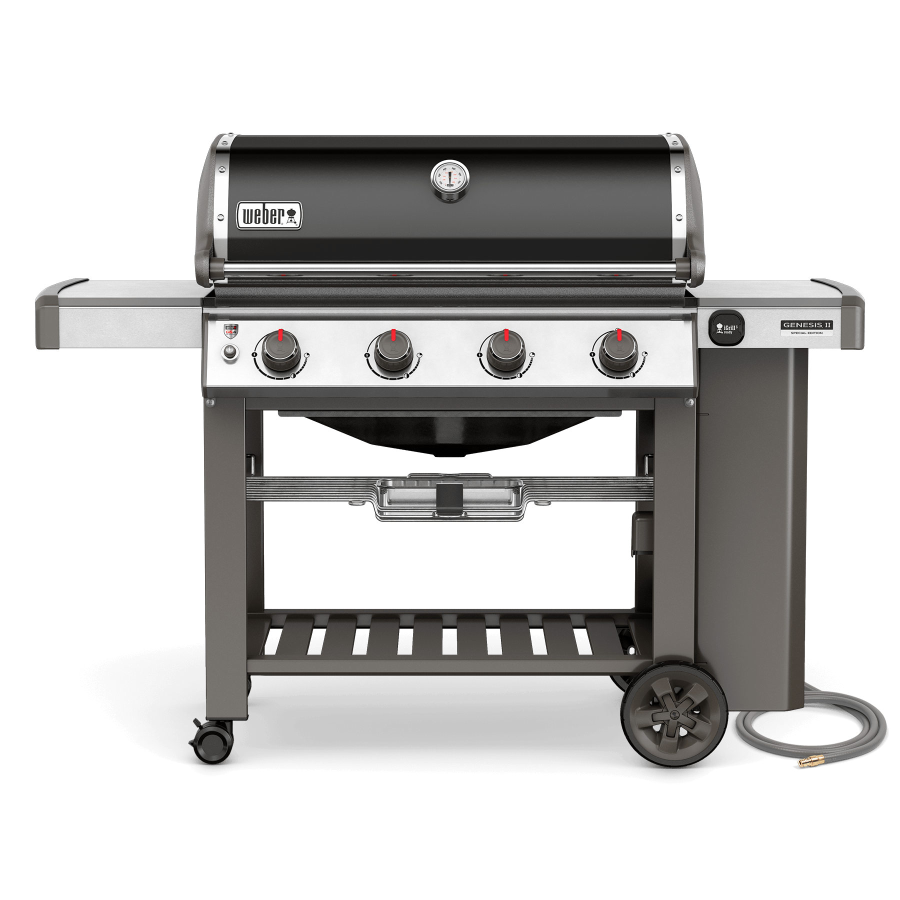 Genesis® II SE-410 Gas Grill (Natural Gas)