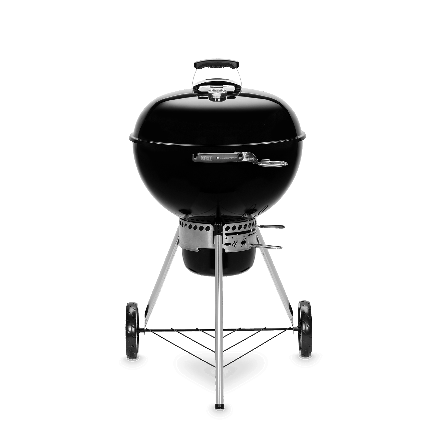Master-Touch GBS E-5750 – Holzkohlegrill Ø 57 cm