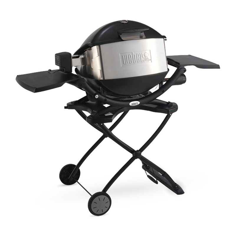 drehspie f r bbq 57cm mit elektromotor weber grill original. Black Bedroom Furniture Sets. Home Design Ideas