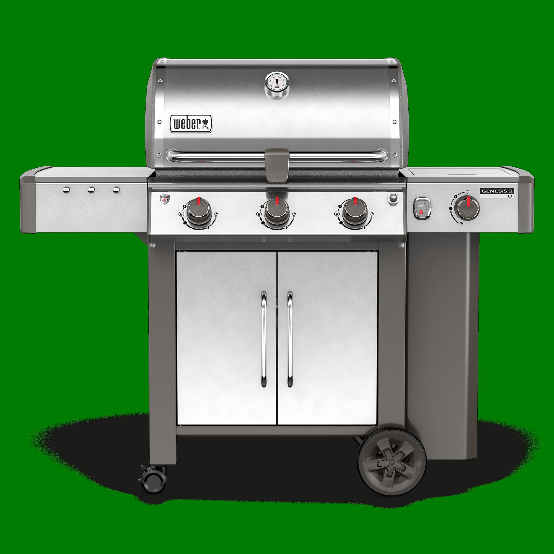 Weber Genesis II E 210 Gas Grill