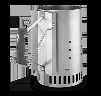 Pour l'achat d'un Original Kettle E-4710 une cheminée d'allumage offerte.