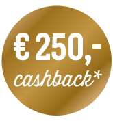 250€ Cashback