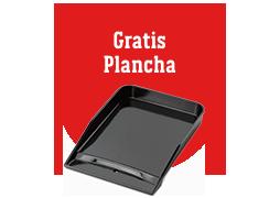 Gratis-Plancha