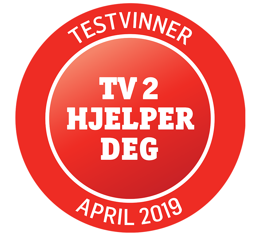 Testvinner på TV2 hjelper deg sin test på bærbare griller