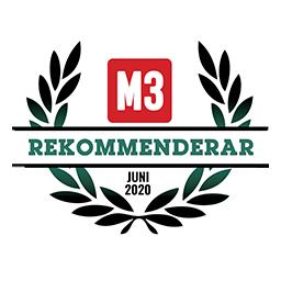 M3 Rekommenderar Juni 2020