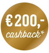 200€ Cashback