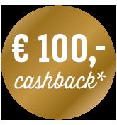 100€ Cashback